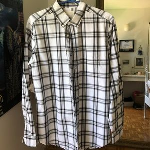 New! Oversized button up for men in medium